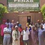 Visite du projet TAP-AIS à la FENAB
